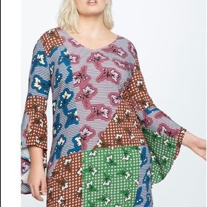 ELOQUII sheath dress